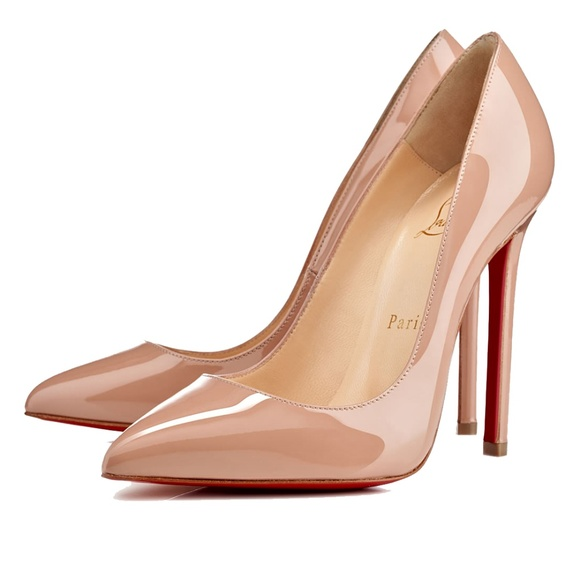 NEW CHRISTIAN LOUBOUTIN PIGALLE 120MM PUMPS